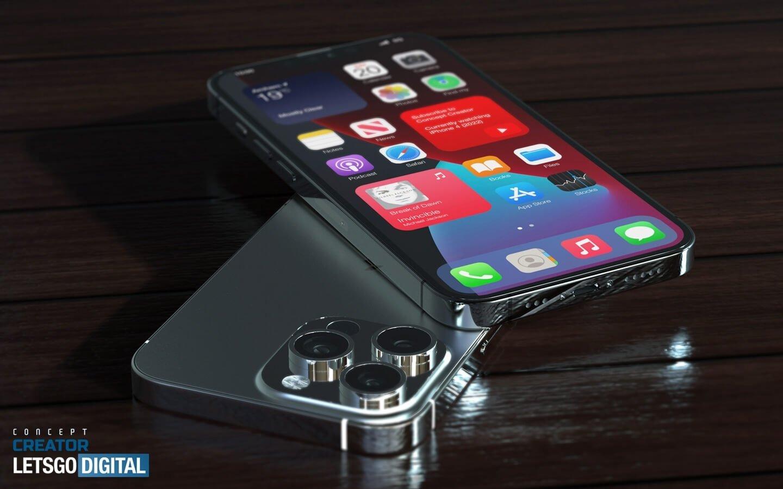 جدیدترین طرح مفهومی آیفون ۱۳ پرو با ناچ کوچکتر و دوربینهای بزرگتر [تماشا کنید]