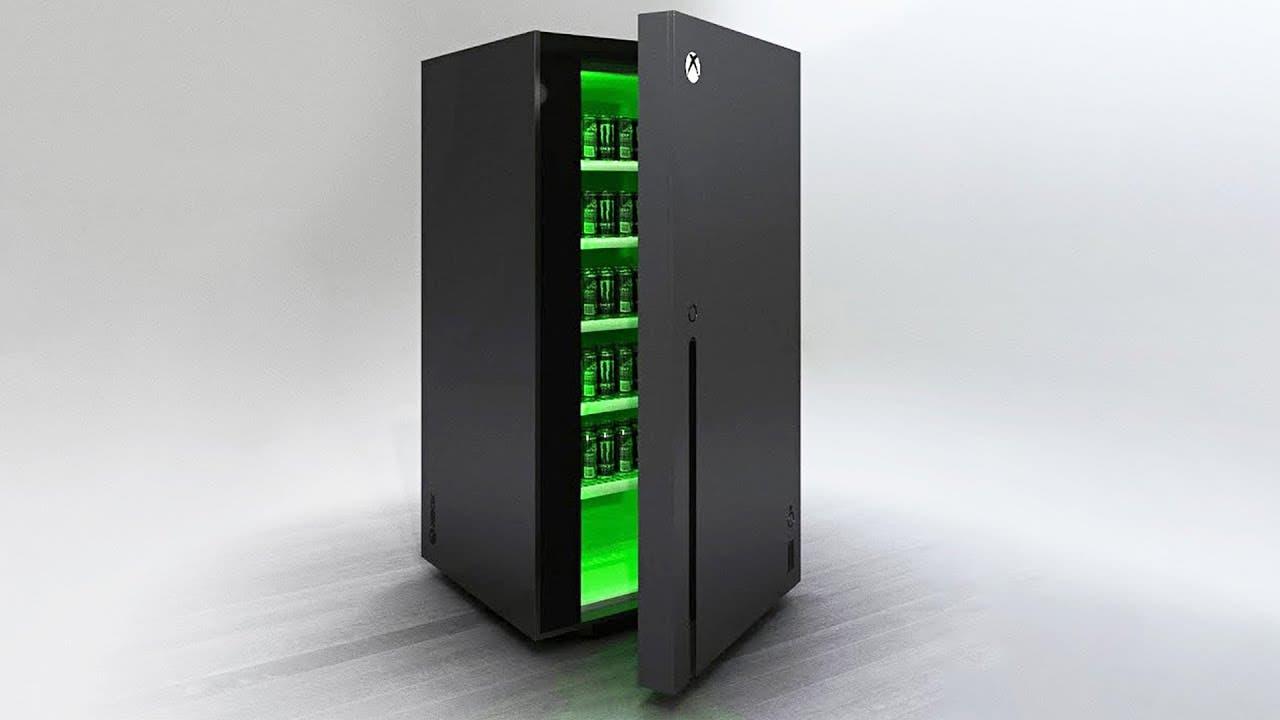 مینی یخچال ایکس باکس از سوی مایکروسافت رسما معرفی شد [تماشا کنید]