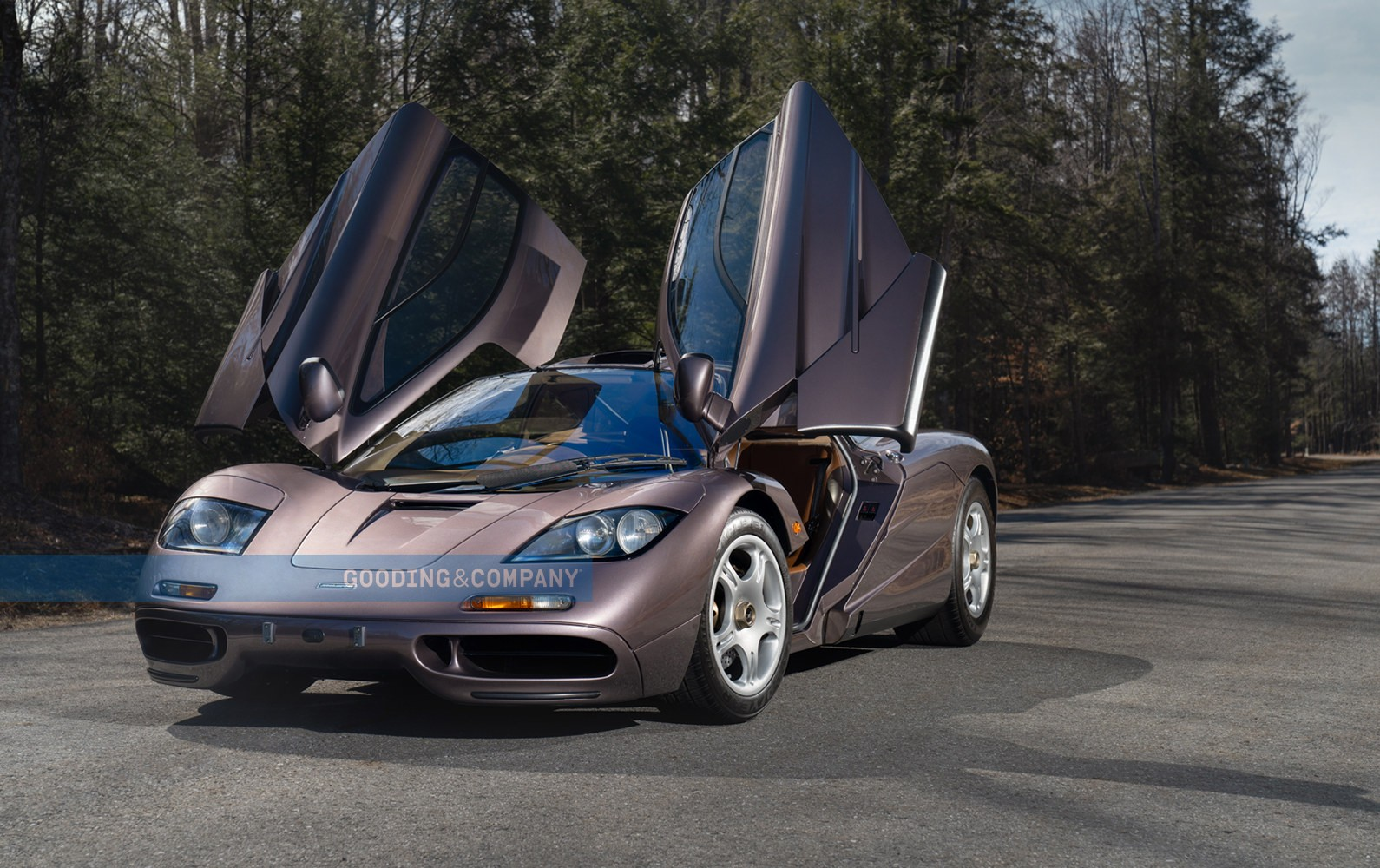 گرانترین سوپراسپرت قرن بیستم؛ مکلارن F1 با کارکرد ۳۸۷ کیلومتر به حراج گذاشته میشود