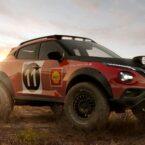 نیسان جوک Rally Tribute معرفی شد؛ کانسپتی برای مسابقات رالی