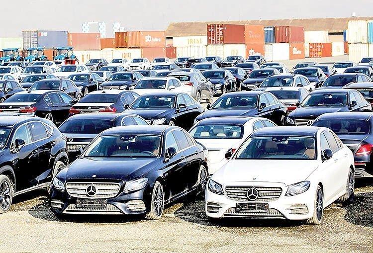 کاندیداهای ریاستجمهوری واردات خودرو
