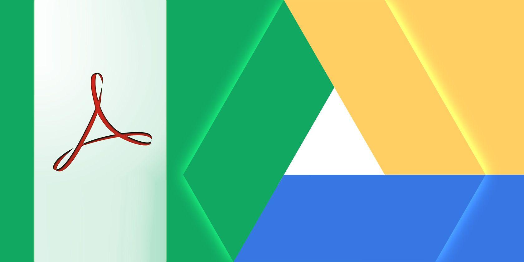 با این ترفندها از گوگل درایو به عنوان یک ابزار مدیریت PDF حرفهای استفاده کنید