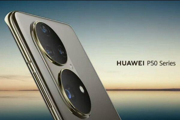 دو مدل از گوشیهای سری هواوی P50 زودتر از راه میرسند