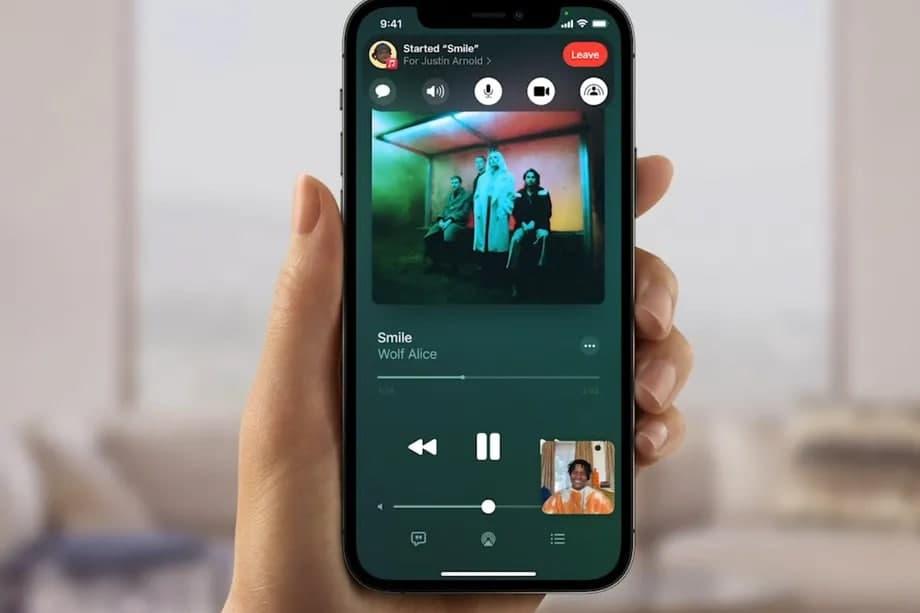 با استفاده از قابلیت SharePlay فیستایم ویدیوهای خود را به صورت همزمان تماشا کنید