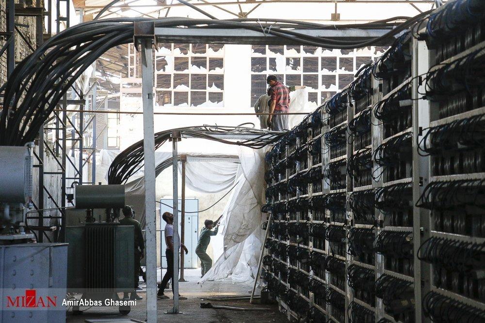 بزرگترین مرکز استخراج رمزارز