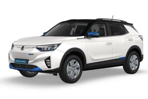تولید اولین خودروی برقی سانگ یانگ شروع شد؛ کوراندو e-Motion آغازگر عصری جدید