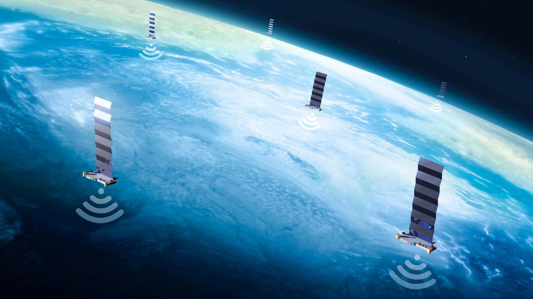 محققان به جای GPS با ماهوارههای استارلینک موقعیت خود را پیدا کردند