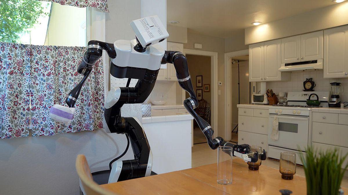 ربات تویوتا