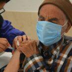 ثبتنام واکسیناسیون برای افراد ۶۵ سال به بالا شروع شد