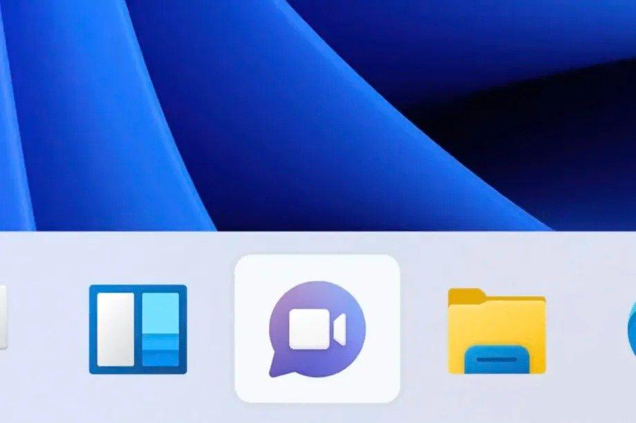 ویندوز ۱۱ از اپلیکیشن Chat جدیدی مبتنی بر Microsoft Teams بهره میبرد