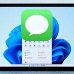 مدیرعامل مایکروسافت از آمدن iMessage اپل به ویندوز استقبال میکند
