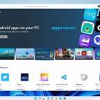 ویندوز ۱۱ از اپلیکیشنهای اندروید پشتیبانی میکند