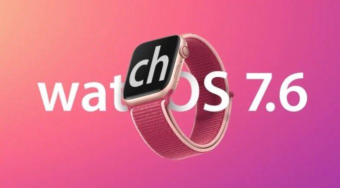 اپل آپدیتهای watchOS 7.6 و tvOS 14.7 را منتشر کرد