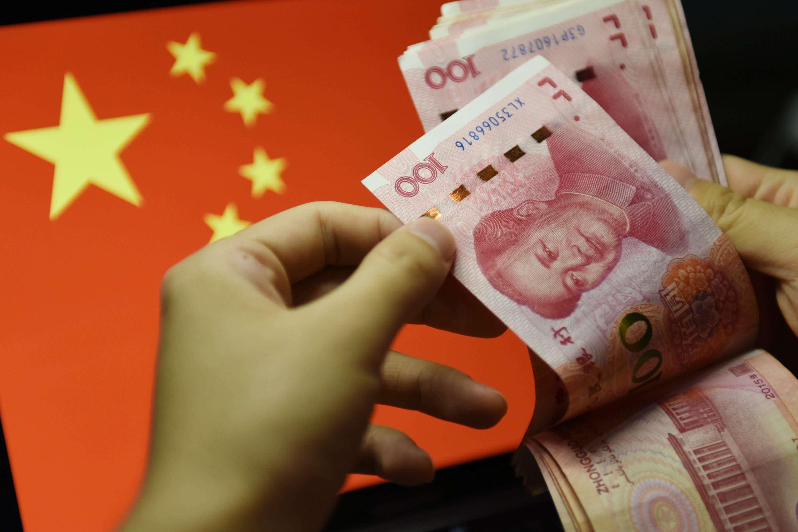 دولت چین ۴۰ میلیون دلار یوان دیجیتال بین شهروندان خود توزیع کرد