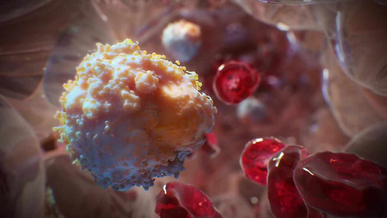 سلولهای سرطانی برای زنده ماندن یکدیگر را میخورند