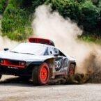 آئودی RS Q E-tron؛ سلاح هیبریدی برای مسابقات رالی داکار