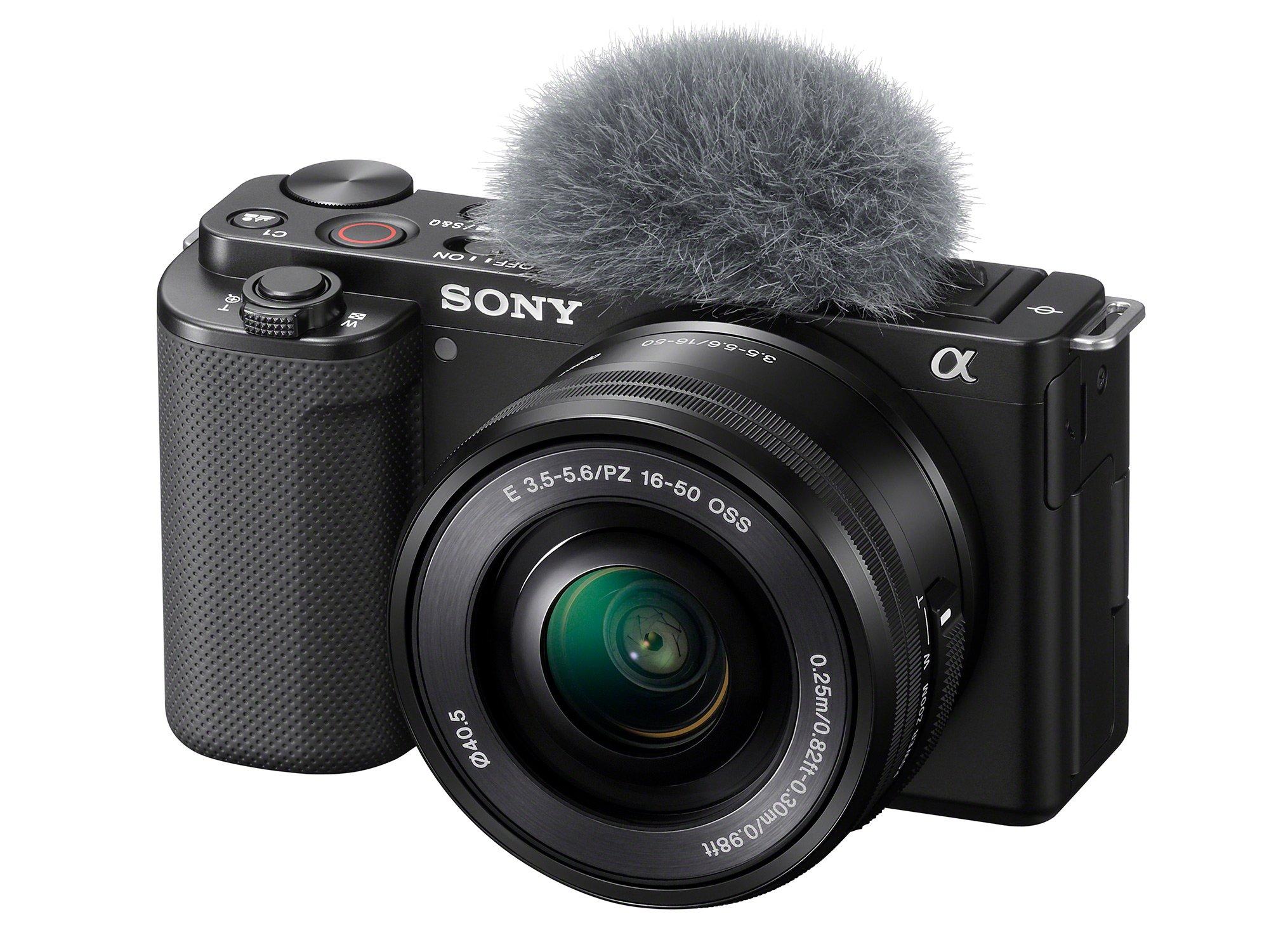 سونی از دوربینZV-E10 برای ویدیو بلاگرها رونمایی کرد