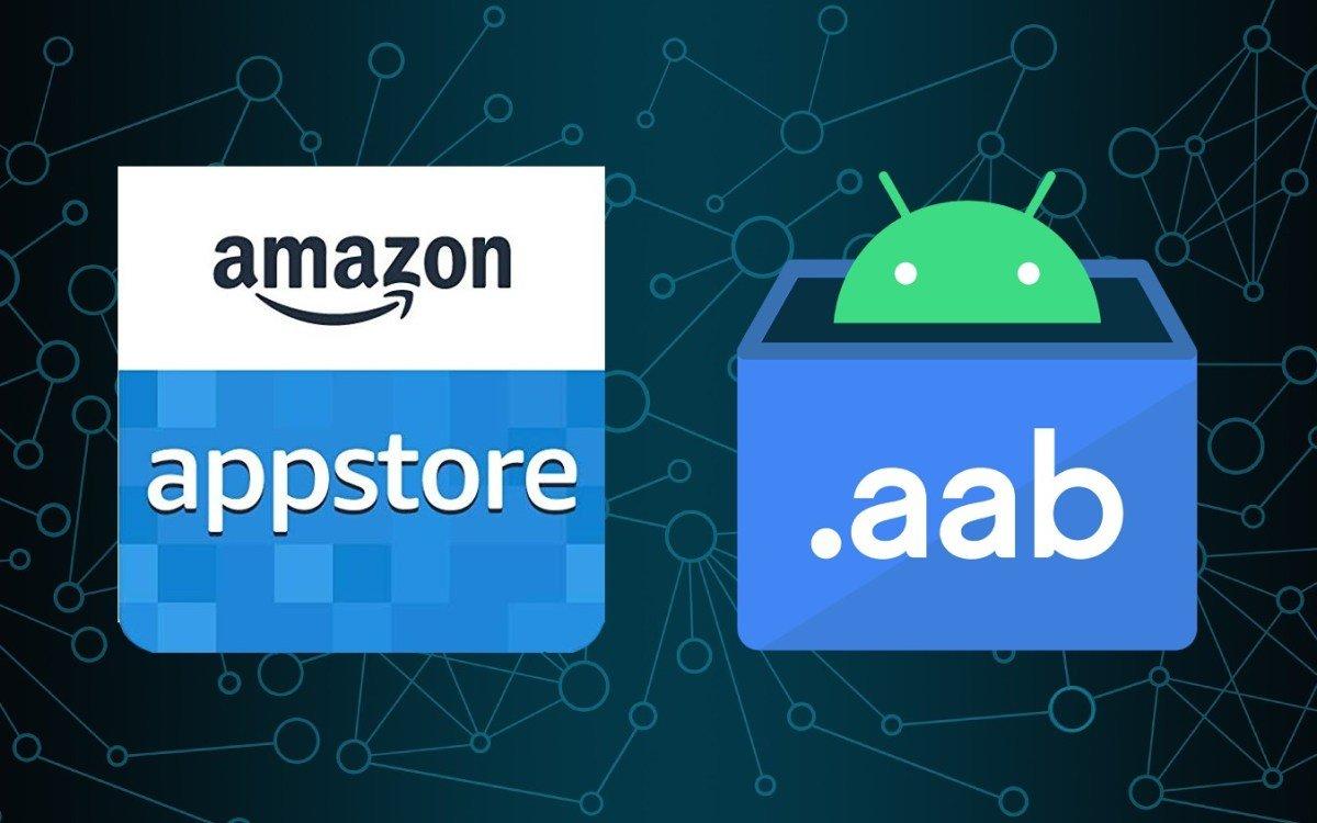 اپ استور آمازون، منبع اپهای اندرویدی ویندوز ۱۱ بهزودی از فرمت AAB پشتیبانی میکند