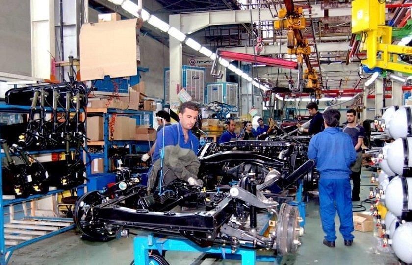 اخبارفشار قطعه سازان برای افزایش مجدد قیمت خودرو ادامه دارد
