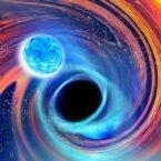 امواج گرانشی از سیاهچالههای ستارهخوار شناسایی شدند
