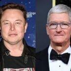 ایلان ماسک صحبت با تیم کوک و درخواست برای مدیریت اپل را تکذیب کرد
