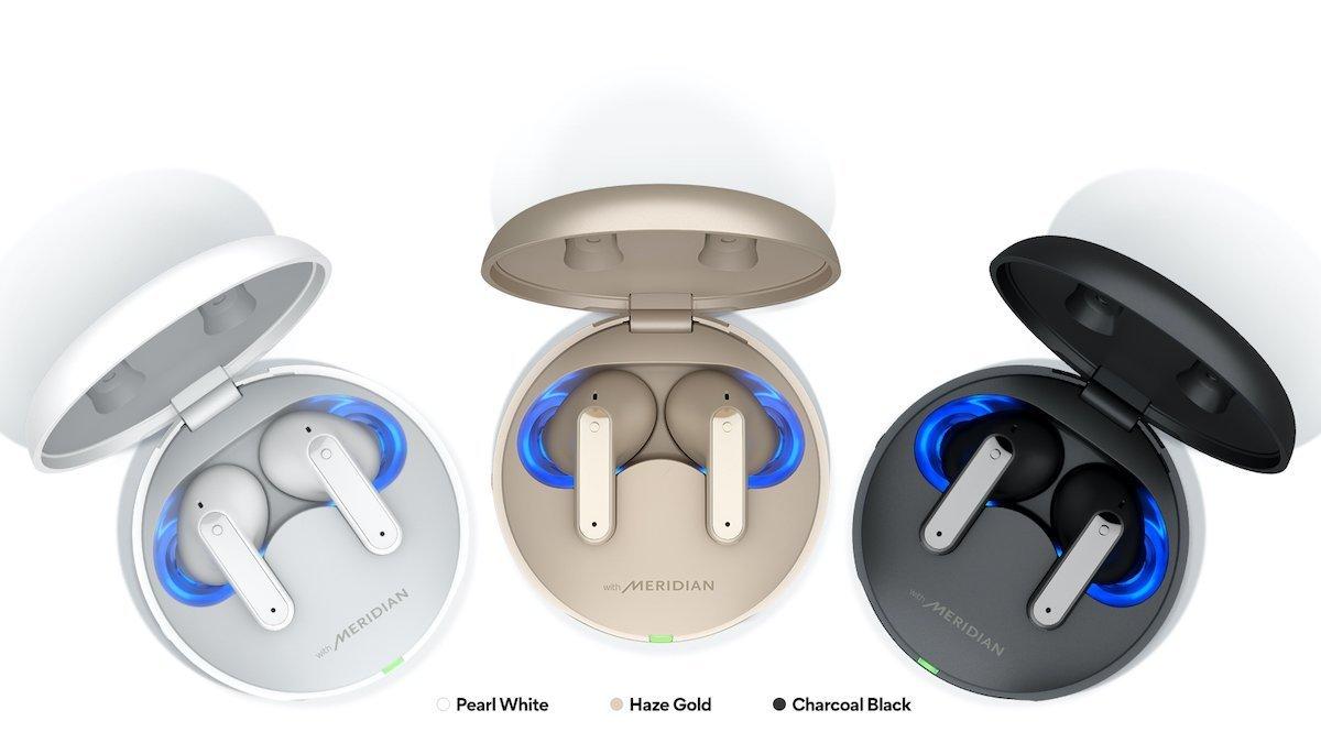 ایربادهای ۲۰۲۱ الجی Tone Free معرفی شدند: حذف نویز فعال و صدای بهتر