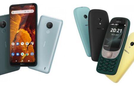 گوشیهای نوکیا C30 و ۶۳۱۰ به همراه چندین ایرباد بیسیم معرفی شدند