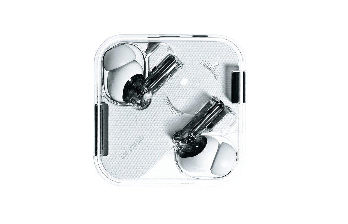 اولین محصول شرکت Nothing معرفی شد: ایرباد بیسیم (1) Ear با طراحی منحصر بهفرد