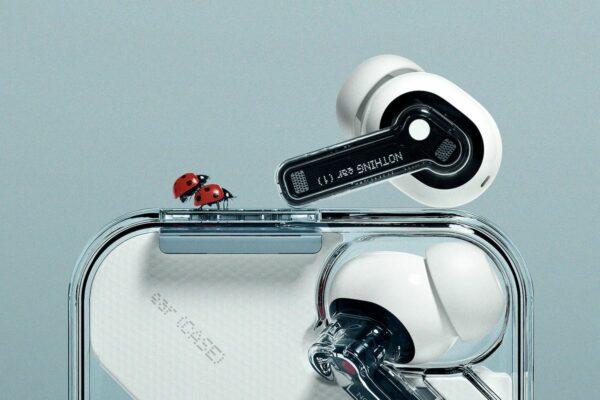 اولین محصول شرکت Nothing معرفی شد: ایرباد بیسیم (۱) Ear با طراحی منحصر بهفرد