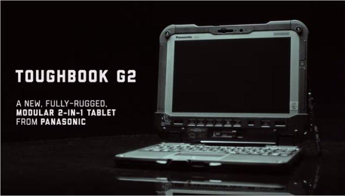 پاناسونیک Toughbook G2