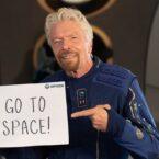 ویرجین گلکتیک دو نفر را به قید قرعه بهصورت رایگان به فضا میفرستد