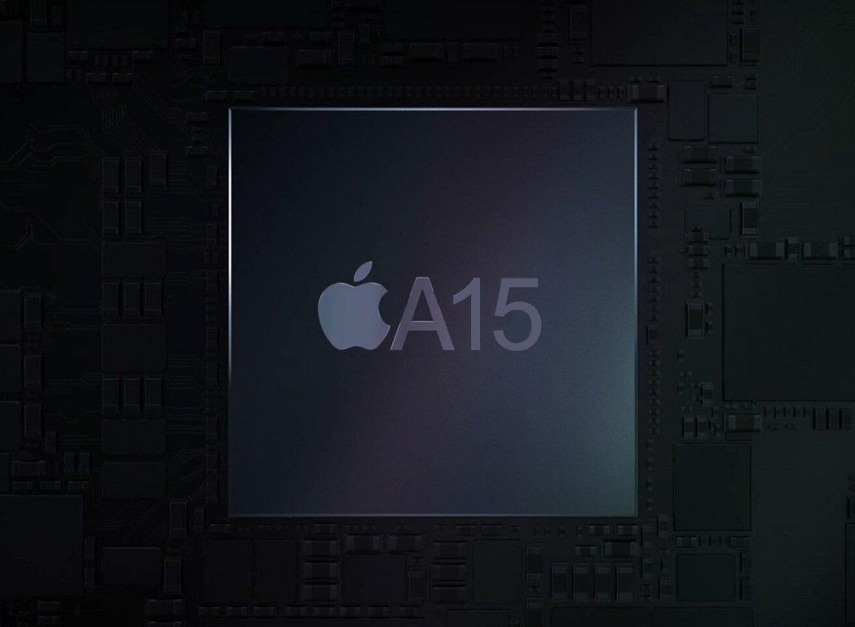 اپل ۱۰۰ میلیون چیپ A15 برای گوشیهای سری آیفون ۱۳ سفارش داده است