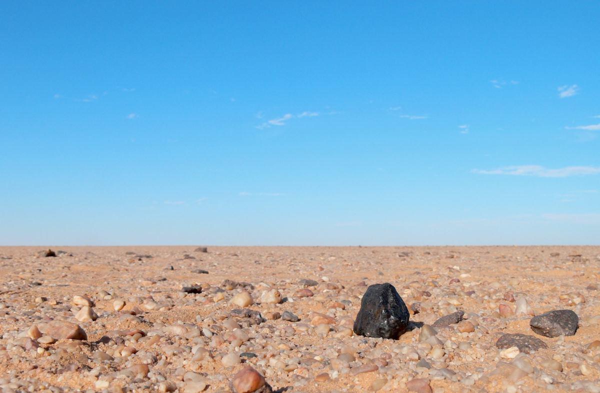 محققان با پهپاد به دنبال شناسایی شهاب سنگهای کوچک میروند