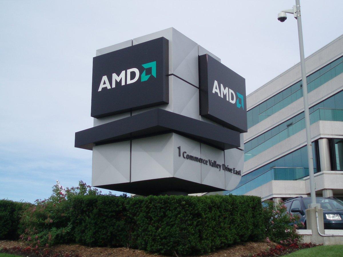 شرکت AMD در سهماهه دوم ۲۰۲۱ به رشد درآمد ۹۹ درصدی دست یافت