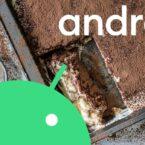 اندروید ۱۳ احتمالا با اسم رمز «تیرامیسو» توسعه پیدا میکند