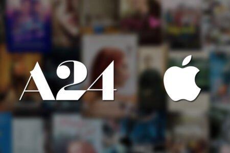 اپل برای تقویت سرویس تیوی پلاس به دنبال خرید استودیو A24 بوده است
