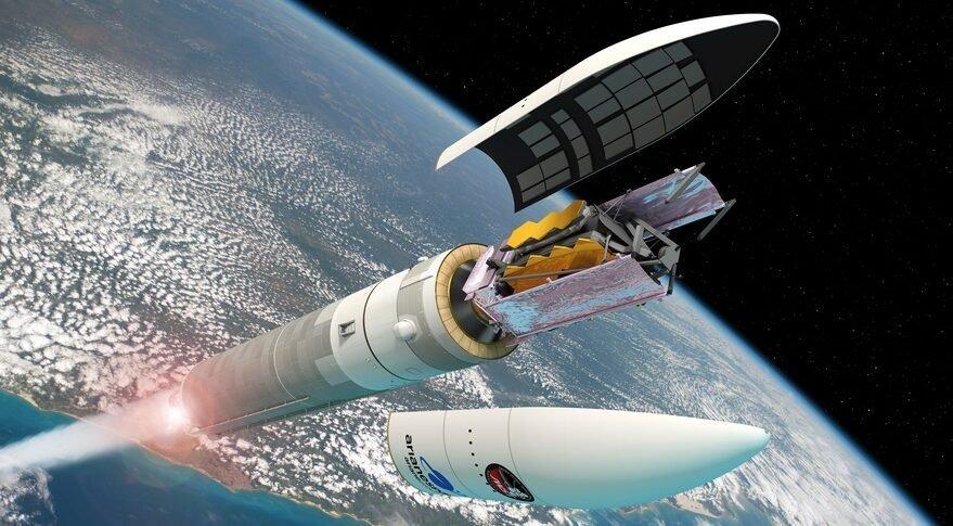 تلسکوپ جیمز وب ناسا احتمالا آبان امسال به مدار خواهد رفت