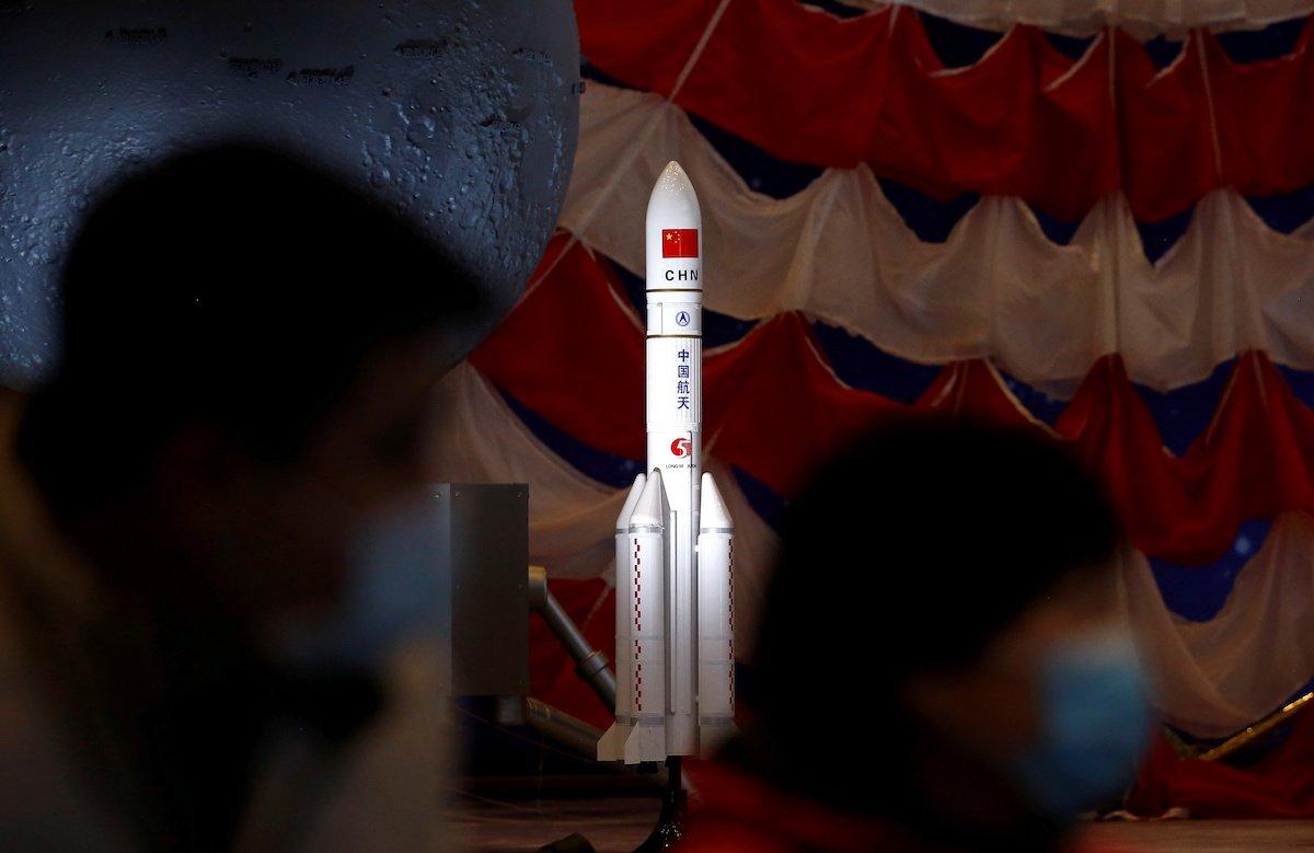 محققان چینی میخواهند با شلیک موشک مسیر حرکت سیارکها را تغییر دهند