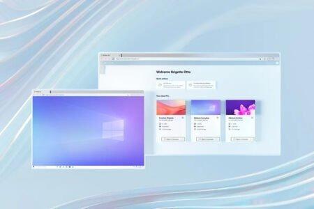 مایکروسافت ویندوز ۳۶۵ را برای استفاده از سیستمعامل در فضای ابری معرفی کرد