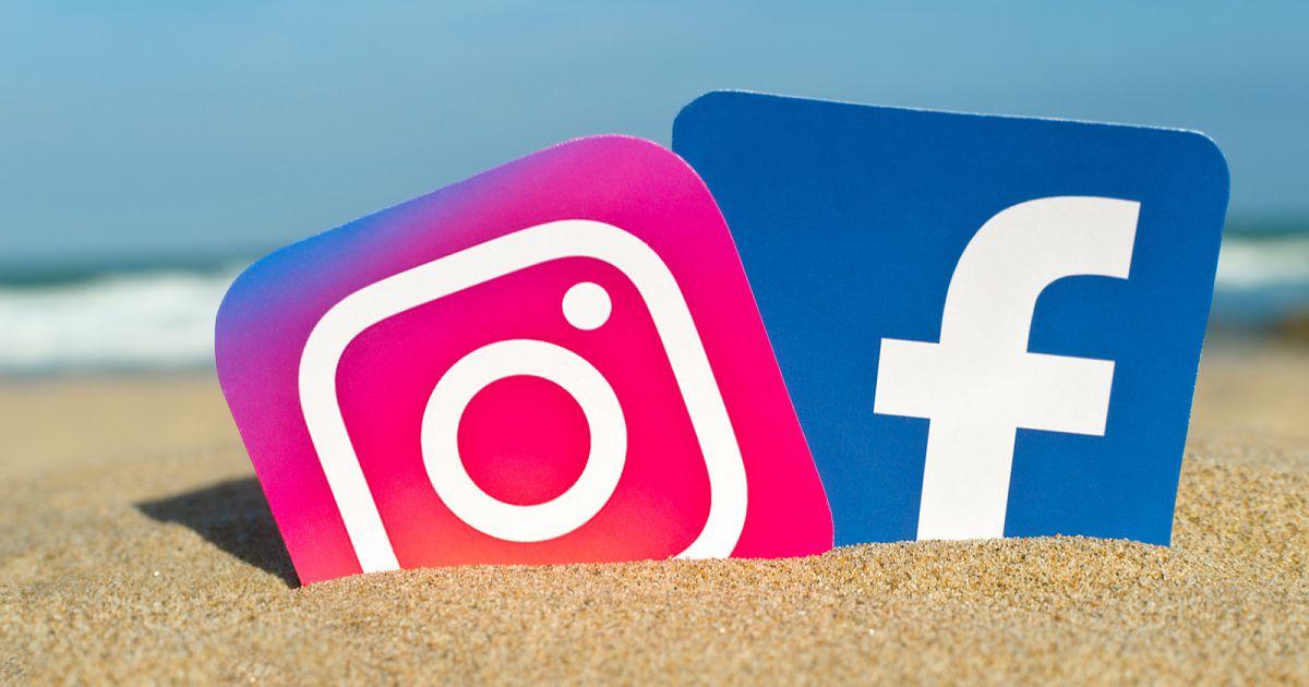 اینستاگرام در حال آزمایش نوتیفیکیشنی برای تشویق کاربران به استفاده از فیسبوک است