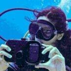 فیلمبرداری 8K با گلکسیS21 اولترا زیر آبهای اقیانوس هند [تماشا کنید]