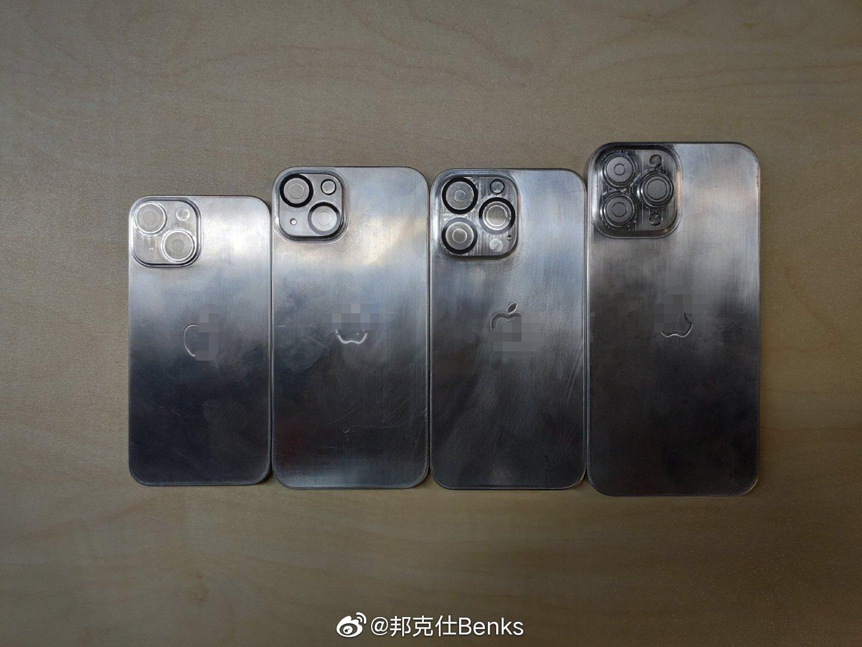 انتشار تصاویری از قالب آیفون ۱۳ که طراحی متفاوت دوربین را نشان میدهند