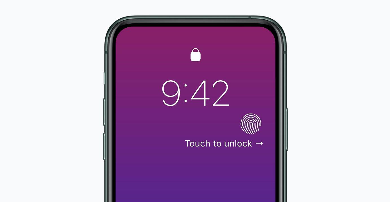 اپل میخواهد تاچ آیدی را با دکمه پاور آیفون ادغام کند