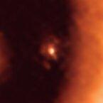 اخترشناسان یک دیسک چرخشی اطراف سیاره فراخورشیدی جوان PDS 70c کشف کردند