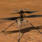 با دهمین پرواز موفق، هلیکوپتر نبوغ حالا ۱.۶ کیلومتر در مریخ پرواز کرده است