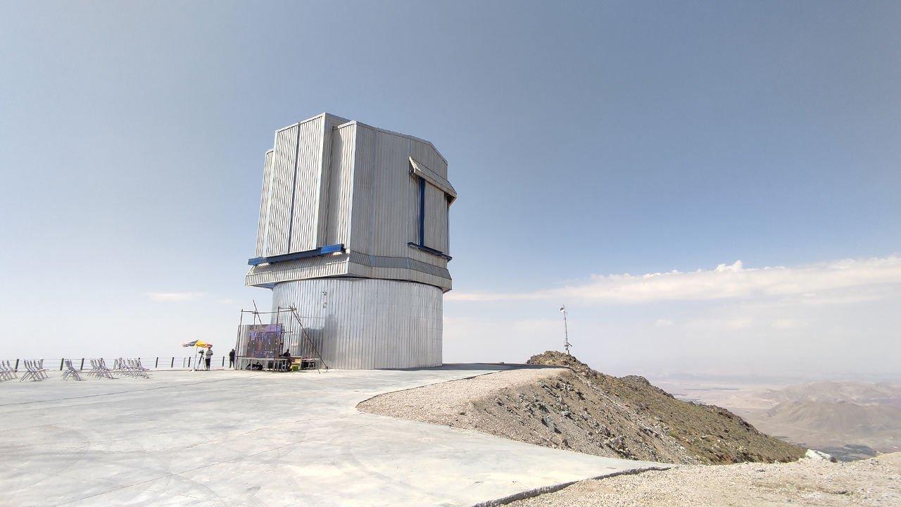 منجمان نگران پیشرفت ساخت رصدخانه ملی ایران هستند