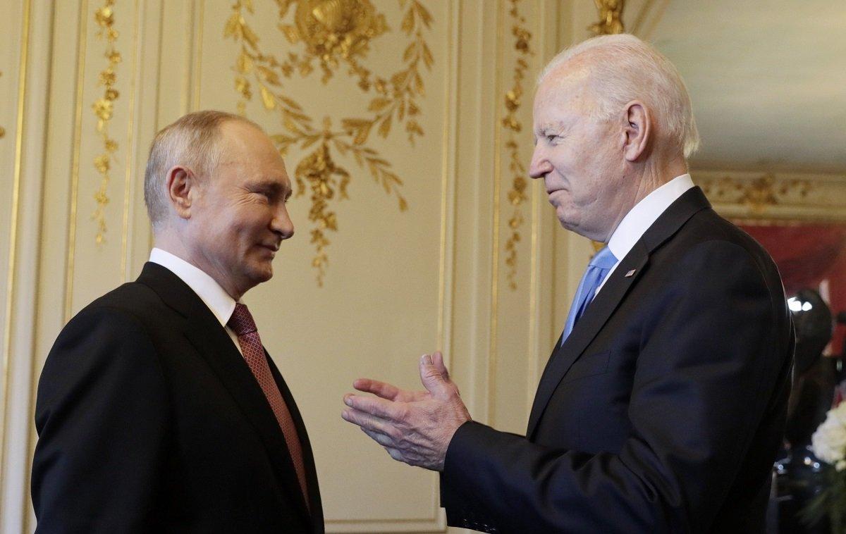 بایدن: درباره نقش داشتن دولت روسیه در حمله باجافزاری اخیر مطمئن نیستیم