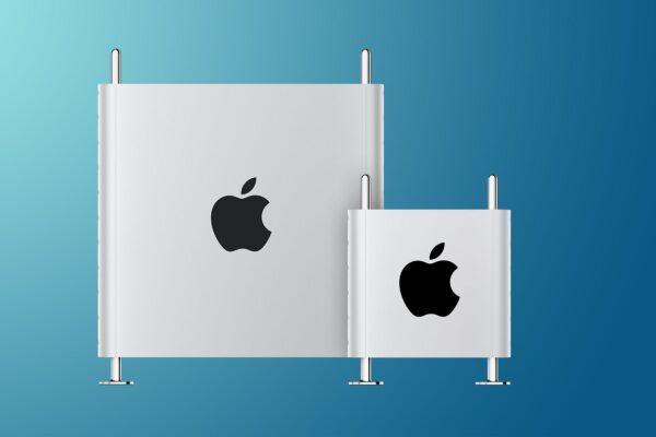 مک پرو ۲۰۲۲ اپل احتمالا به پردازندههای Ice Lake Xeon W-3300 اینتل مجهز میشود