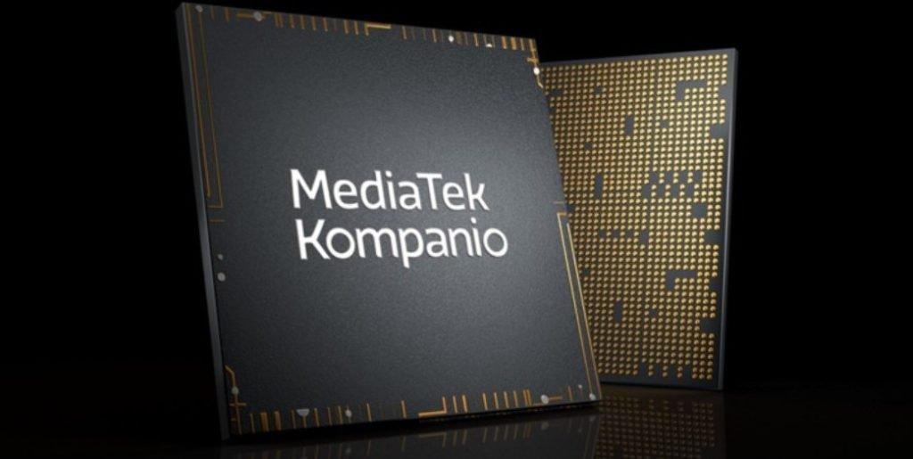 مدیاتک تراشه Kompanio 900T را برای تبلتها و لپتاپها معرفی کرد