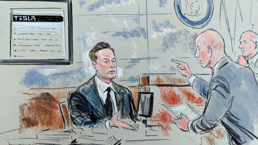 ایلان ماسک در دادگاه سولارسیتی: اگر مدیرعامل نبودم، تسلا نابود میشد